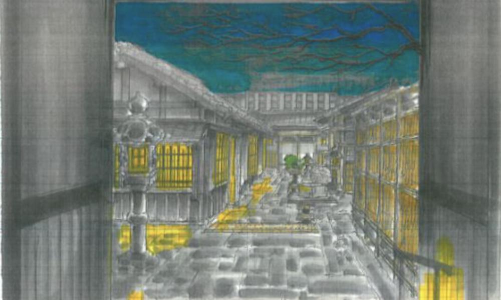 西陣路地プロジェクト-泊まれる時代劇-