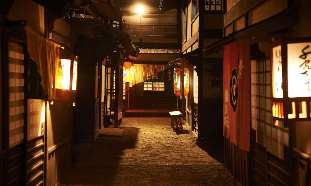太秦江戸酒場 −琳派の秋−