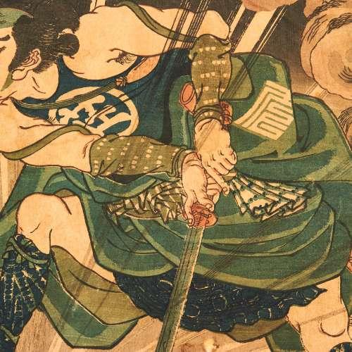 江戸浮世絵 コレクション